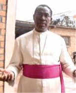 Pour Mgr Simon Ntamwana, si la loi est respectée, au Burundi, les mandats présidentiels ne doivent pas aller au-delà de deux ©Iwacu