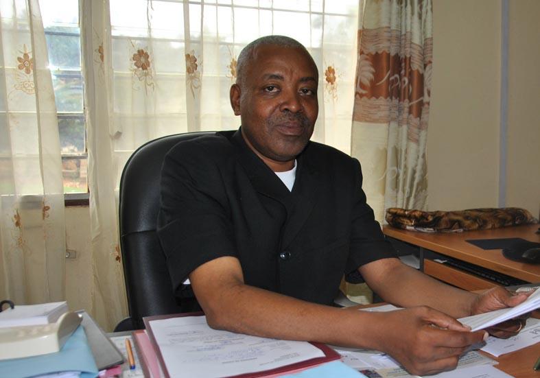 Jean de Dieu Mutabazi, président de la COPA ©Iwacu