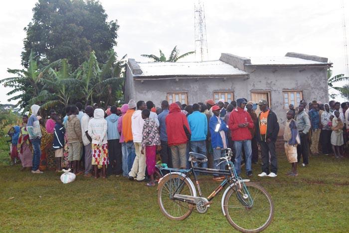 A Ruhororo, les déplacés sont encore réticents à regagner leurs ménages, malgré les efforts de rapprochement ©Iwacu