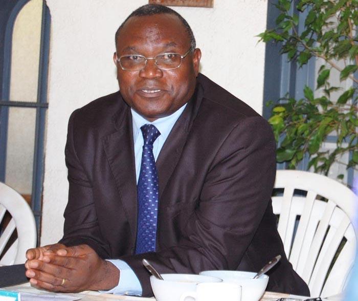Frédéric Bamvuginyumvira