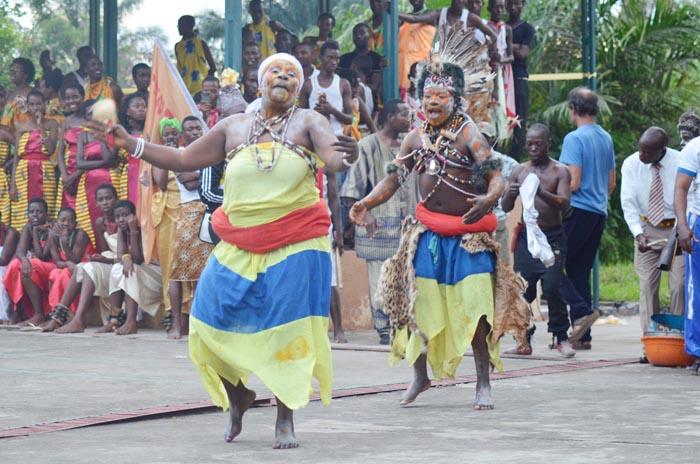 : Ambiance festive ayant caractérisé la Biennale Internationale  de Bujumbura ©Iwacu