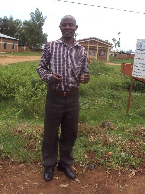 André Niyihangejeje : « il faut que justice soit faite » ©Iwacu