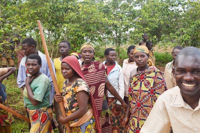 Les femmes victimes des différentes tragédies réclament la vérité sur le passé burundais ©Iwacu