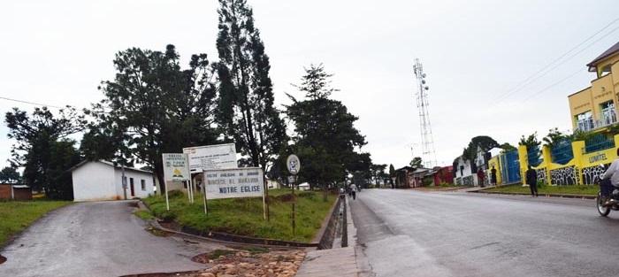 Chef-lieu de la province Makamba