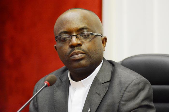 Père Désiré Yamuremye