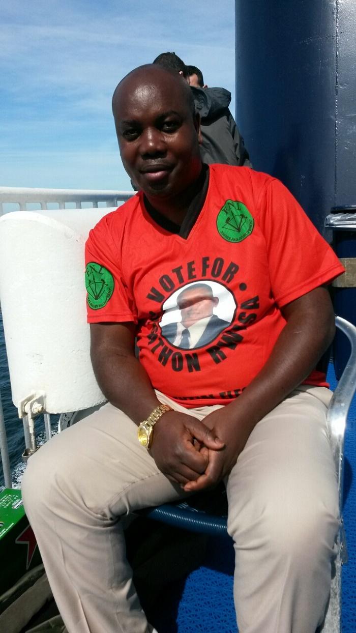 Aimé Magera : «Tant que la question du désarmement des Imbonerakure n'est pas élucidé, il est toujours difficile de parler d'élections apaisées. »