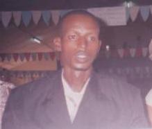 Dieudonné Ntiburumunsi, enlevé depuis mardi 11 août 2015 et dont le corps sans vie a été retrouvé le 18 août 2015