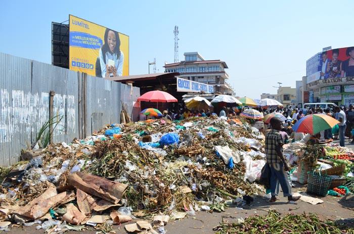 Où est passé le ''Clean and Waste Free Bujumbura'' ?