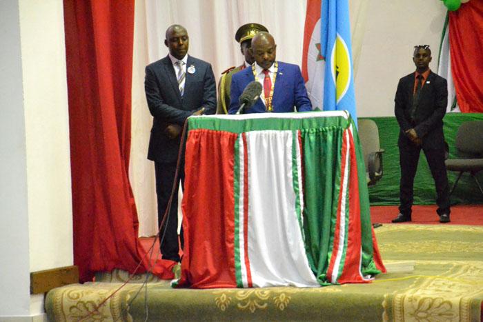 « Le discours du président de la République, le jour de sa troisième prestation de serment, n'augure pas que de bonnes choses. »