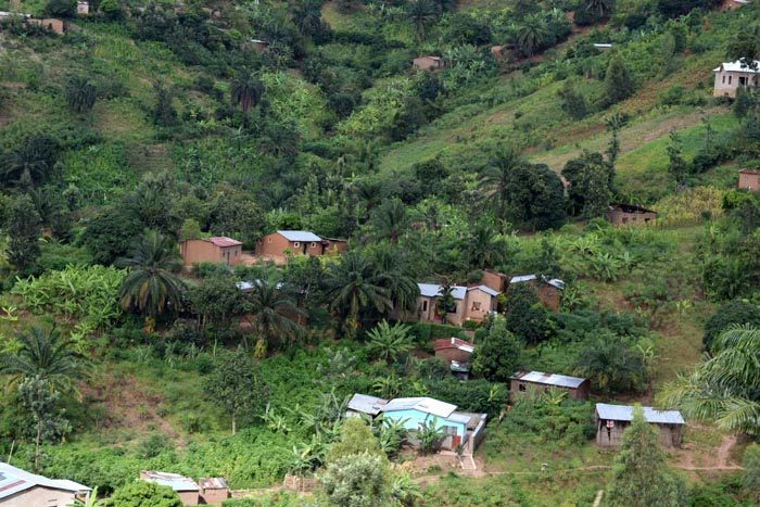 Un village de Nyabiraba ©Iwacu