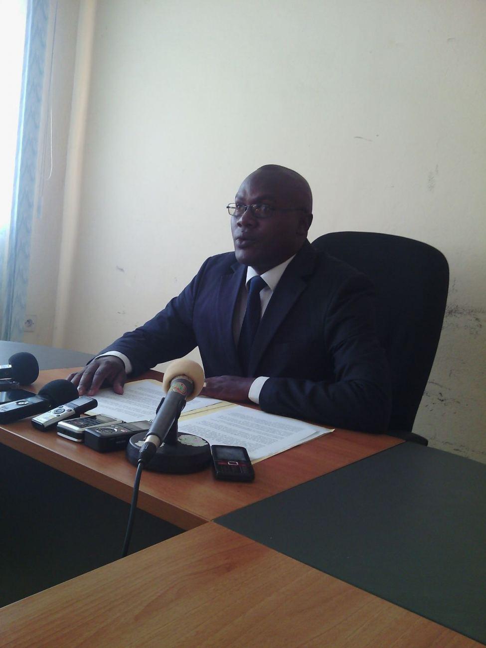 Jean Baptiste Baribonekeza:«Les violeurs des droits de l'homme doivent à tout prix être punis»