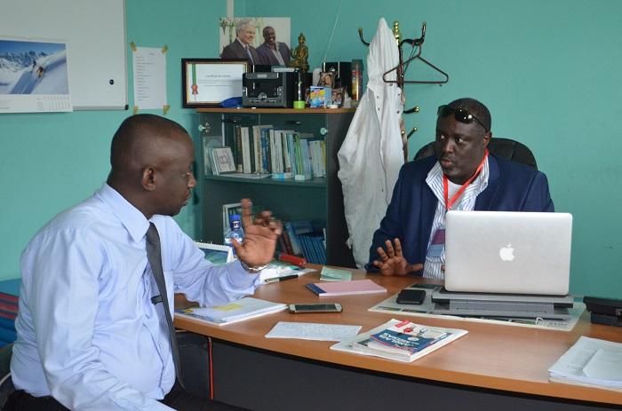 Antoine Kaburahe fait une mise au point avec son Avocat