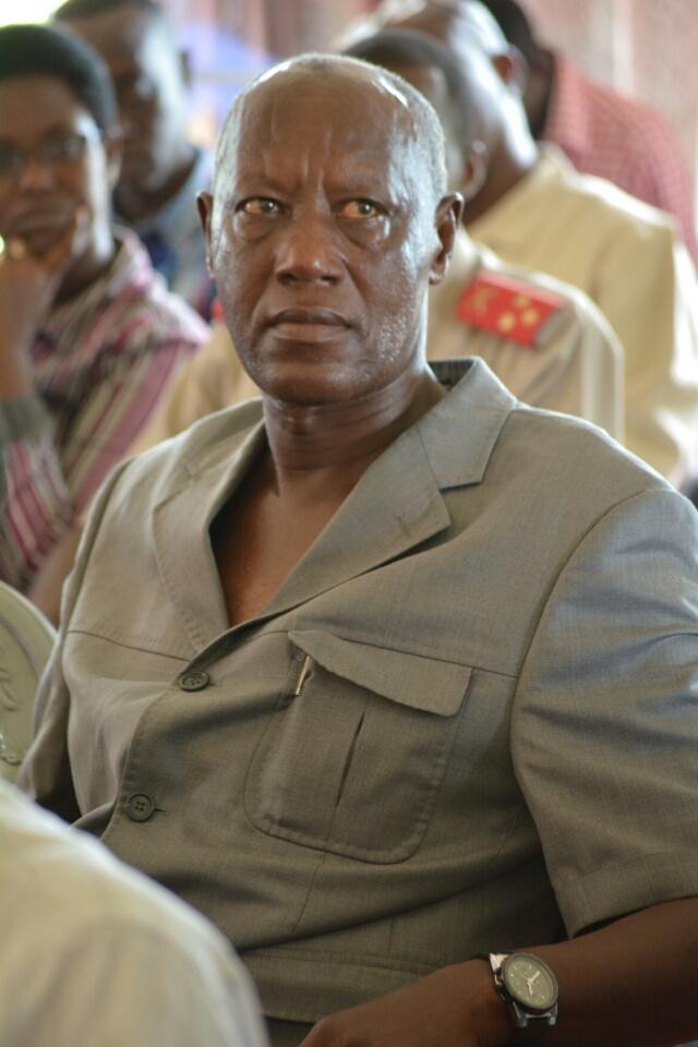 Général Major Célestin Ndayisaba : « Le seul moyen d'éviter cette humiliation est de changer de comportement. »
