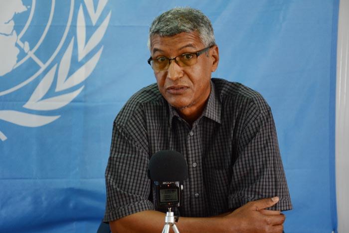 Ould Mohamed El Hacen : «C'est une opération de routine faite par la Monusco dans le cadre de son mandat»