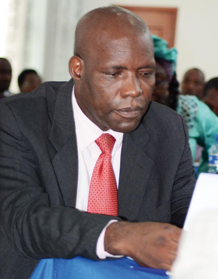 Gervais Abayeho:«Ces rapports démontrent une volonté de diaboliser le gouvernement.»