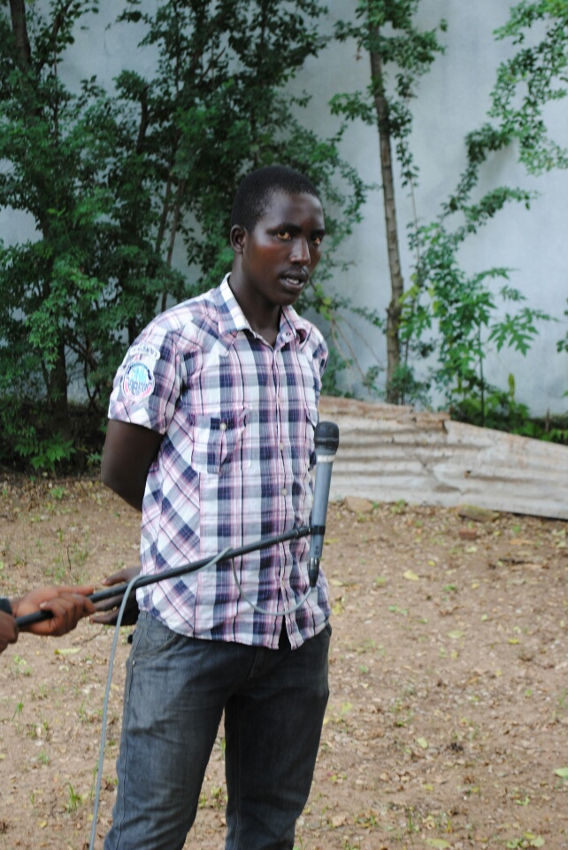 C'est le témoignage d'Epitace Ingabire, 25 ans, qui se décrit comme un des grands anciens combattants de la capitale, et un grand ami de feu Welly Nzitonda