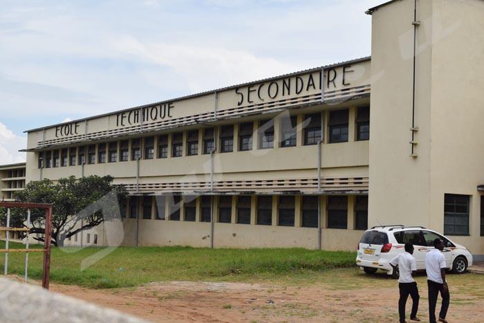 Ecole Technique de Kamenge: 300 élèves ont été chassés de l'internat, suite à un échec en éducation