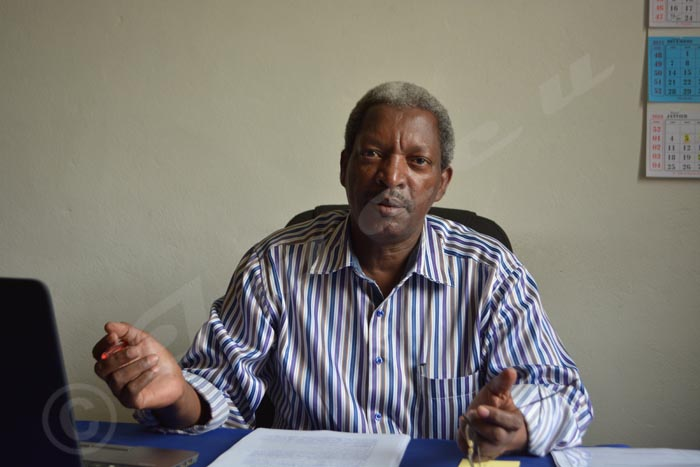 Professeur Joseph Ndayisaba: «Ce n'est pas pertinent d'éduquer les élèves en les retirant des points en éducation.»