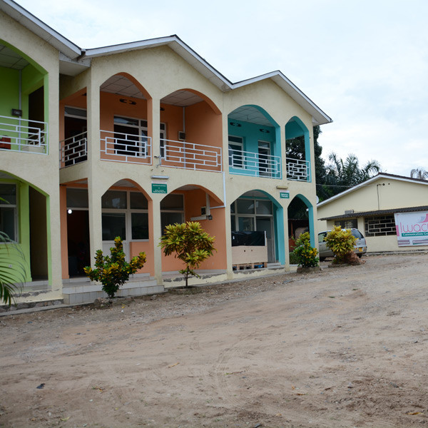 Les locaux d'Iwacu à Bujumbura