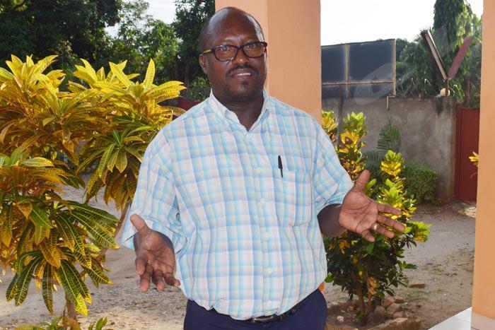 : Noël Nkurunziza : « Trop d'impôts tuent l'impôt. »