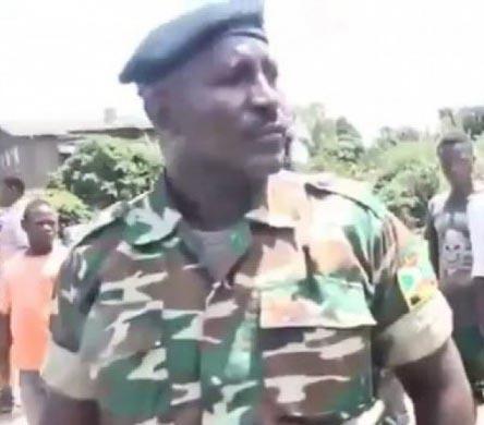 Le lieutenant-colonel Darius Ikurakure assassiné par balles à l'Etat-Major de l'Armée.