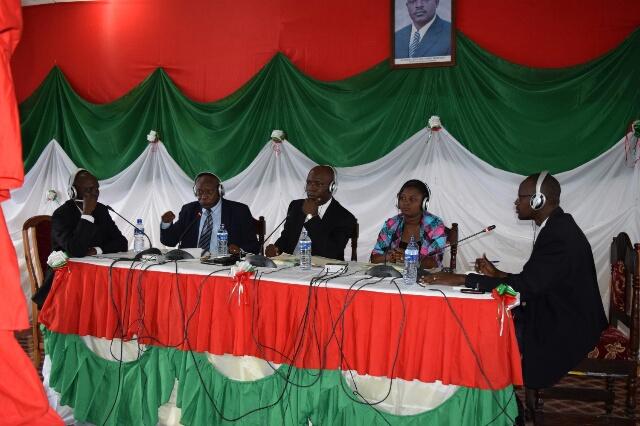 Bujumbura prêt à voter pour la candidate rwandaise à l'OIF à condition…
