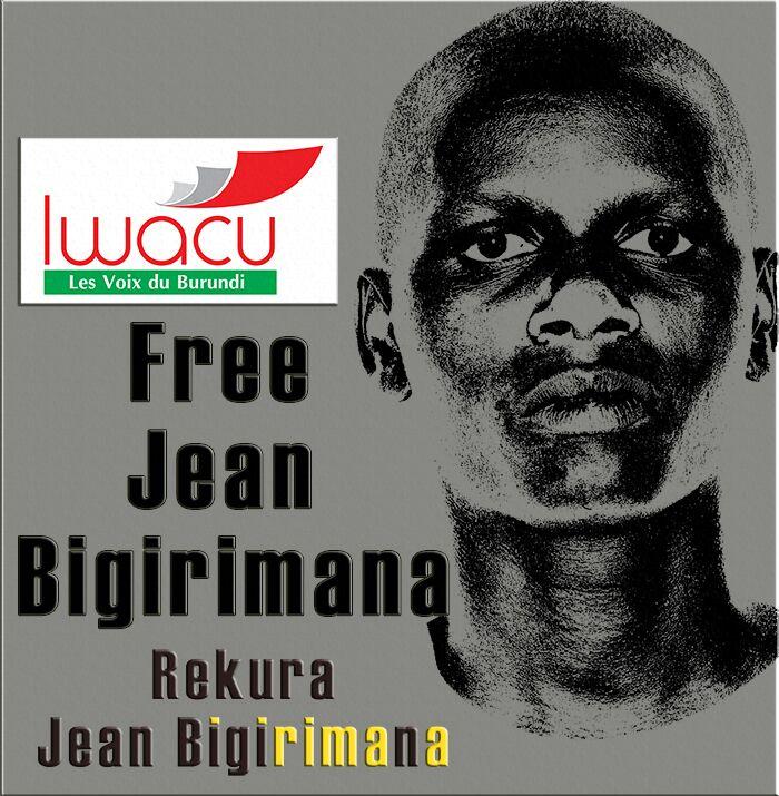 FreeJeanBigirimana