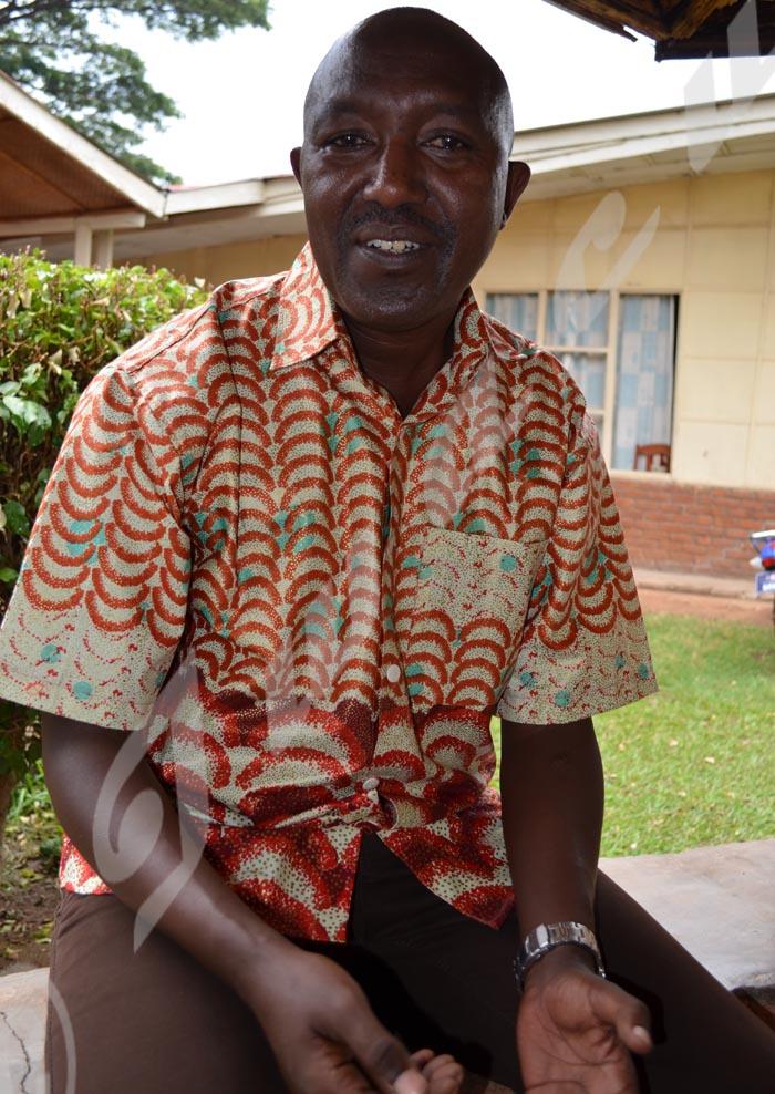 Pierre Claver Nduwumwami DG BBIN