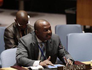 Albert Shingiro : «La souveraineté du Burundi doit être respectée»