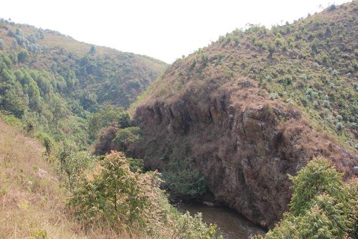 « Bihongo » lieu où a été jeté le cadavre découvert par les journalistes