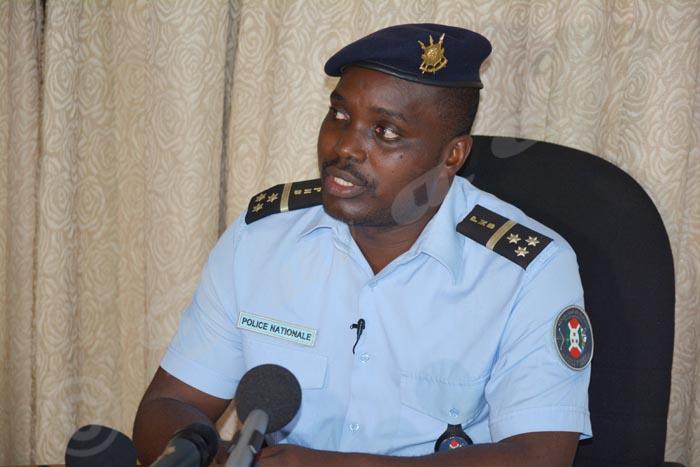 Pierre Nkurikiye : « Pas de plainte, donc pas d'enquête. »
