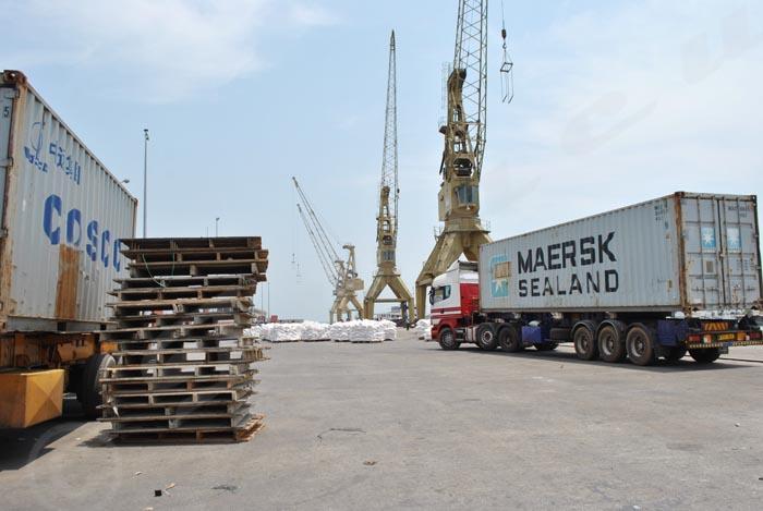 Port de Bujumbura, objet du conflit d'intérêt entre AMPF et GPSB.