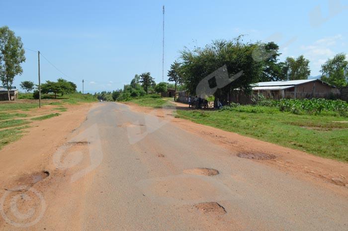 Secteur Kagwema où l'attaque de ce dimanche 14 août s'est passée