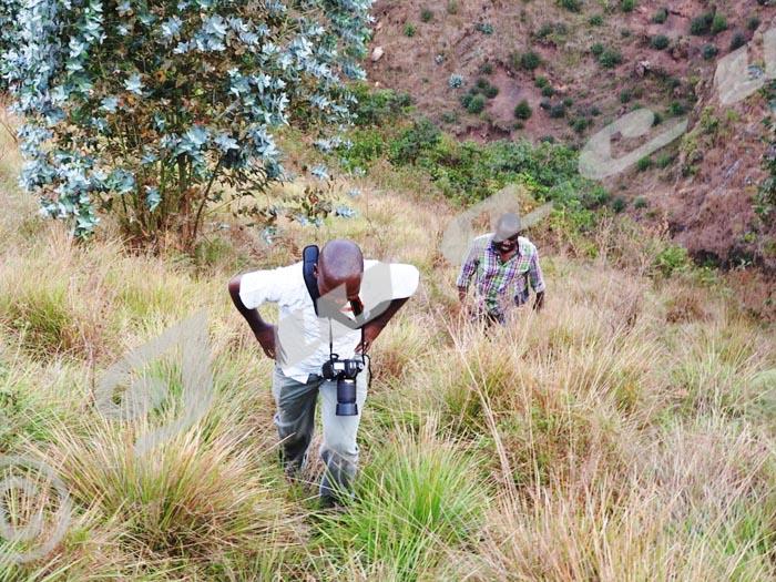 Mardi, deux des quatre journalistes remontent de la vallée de Bihongo, ils viennent de découvrir un autre corps