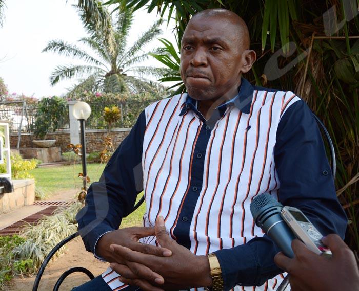 Agathon Rwasa : «Cette façon de laisser des gens se placer au-dessus de la loi, c'est porteur d'un danger.»