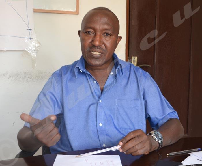 Pierre Calaver Nduwumwami