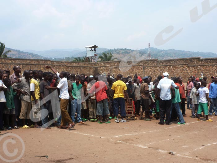 Mpimba : Plus de  trois mille détenus,  mais conçue pour huit cents