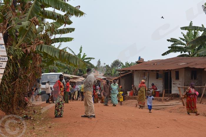 A Rwisabi, Elysée Nshimirimana fait la pluie et le beau temps, selon des témoignages.