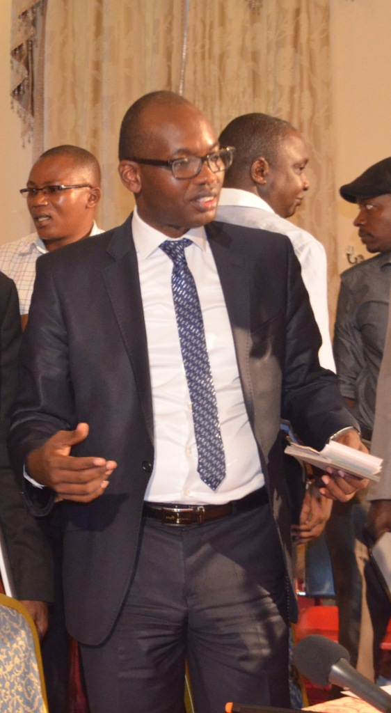 Willy Nyamitwe : «Des ragots de cabaret figurent dans le rapport»