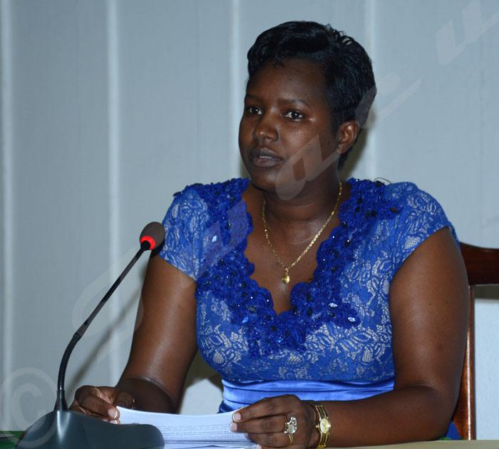 Aimée Laurentine Kanyana : « Le Burundi estime qu'il est temps pour les pays africains de se retirer de ce statut. »
