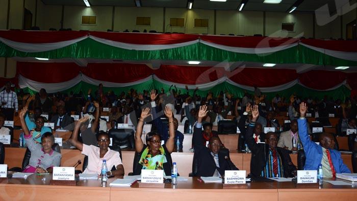 Les députés ont voté ce projet de loi à une très large majorité.