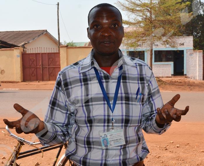 Jean Nayabagabo : « Le droit de visite doit s'exercer de la même manière pour tous. »
