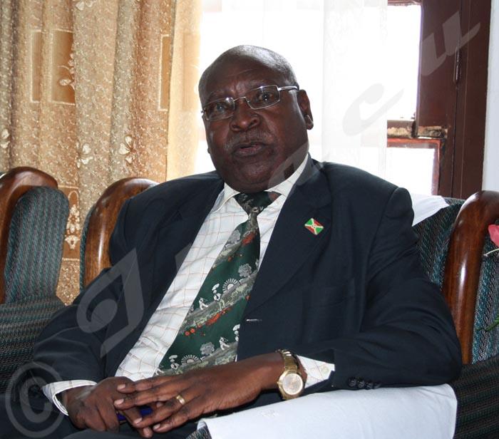 Philippe Nzobonariba : « Cette résolution est inapplicable au Burundi. »