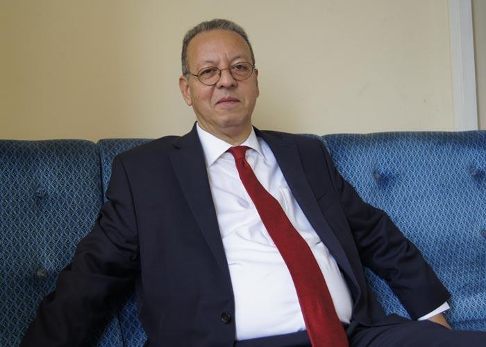 Jamal Benomar : «Je n'ai jamais exprimé de position à l'égard d'un rapatriement du dialogue.»