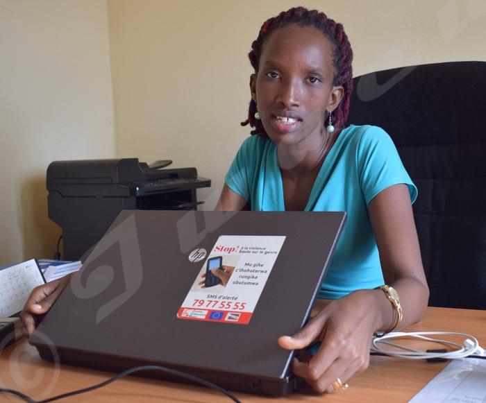 Joselyne Kwizera : « Le centre Seruka fait face à un sérieux problème de moyens financiers. »