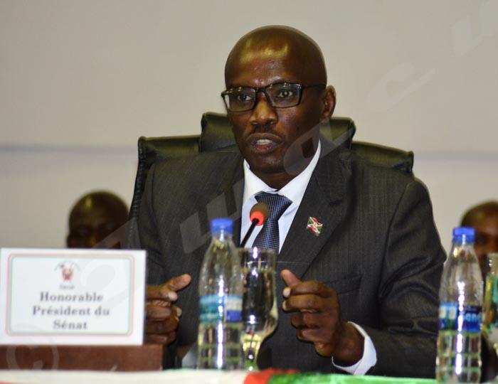 """Révérien Ndikuriyo: """"Une telle initiative risquerait de mettre à rude épreuve les bonnes relations qui ont toujours existé entre les peuples belge et burundais"""""""
