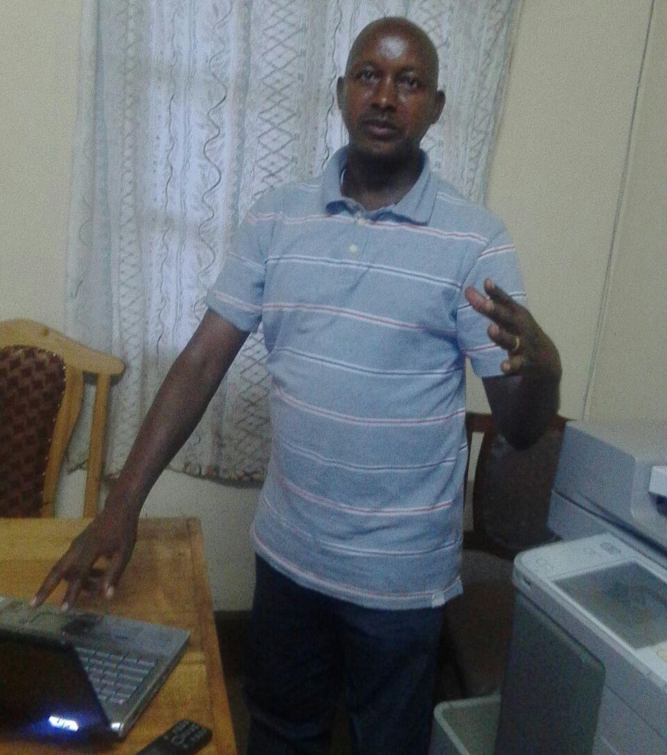 Richard Nkurunziza : « La prise en charge des VSBG est un secteur négligé à Cibitoke. »
