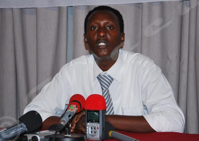 Vital Nshimirimana : « Un recensement de l'armée tranquilliserait plutôt de nouveaux candidats tutsis. »