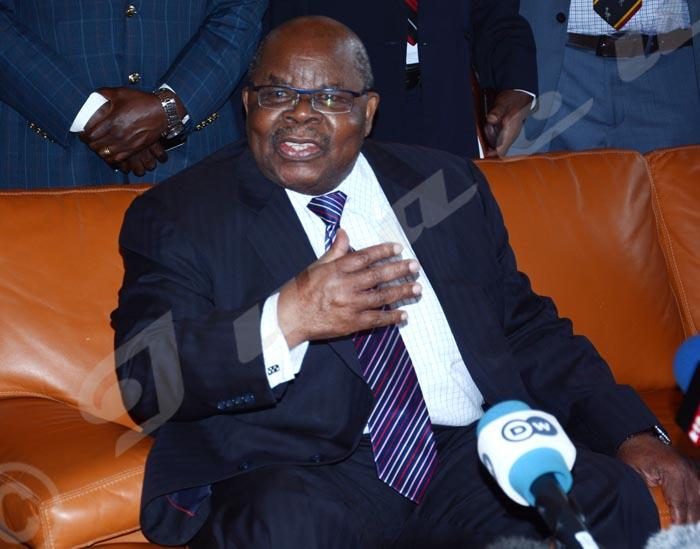 Benjamin Mkapa : «Les instigateurs du coup d'Etat et ceux qui ont trempé dans la violence n'ont pas de place à la table des négociations»