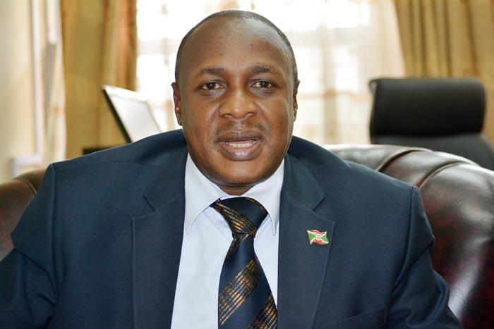 Jacques Bigirimana: «Le général Adolphe Nshimirimana était quelqu'un de la carrure d'un homme d'Etat.»